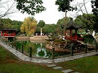 杭州海军疗养院环境