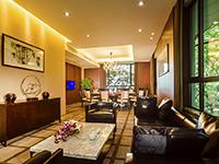 杭州海军疗养院餐厅